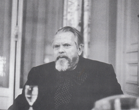 Orson Welles: the One Man Band