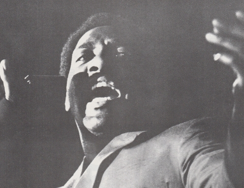 Shake: Otis at Monterey