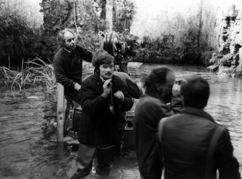 The Bright Days - Notes About The Filming Of Nostalghia, by Andrey Tarkovski
