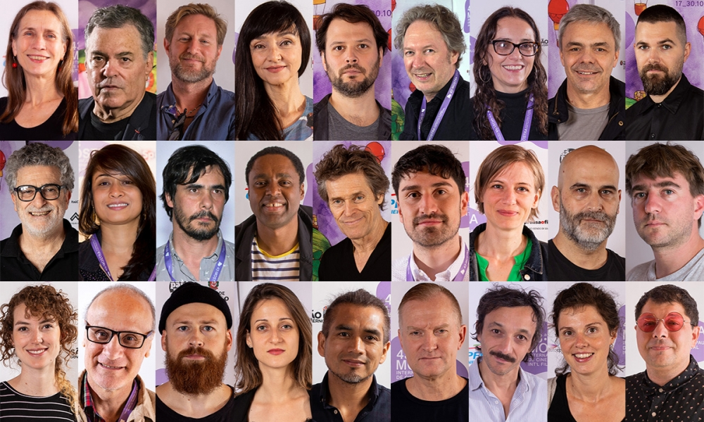 Read and see interviews with actors, directors, producers and screenwriters who came to the 43rd Mostra